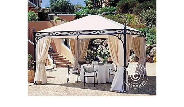 Dancover Cenador de jardín Novecento 4x5m: Amazon.es: Jardín
