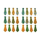 Necktie Assortment Dec-Ons® Decoration, 24 Count by Lucks