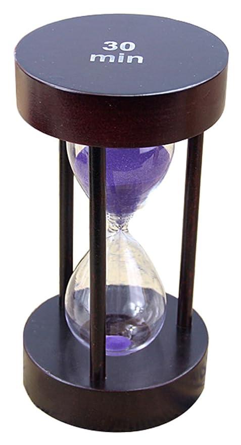 set a timer for 5 mins