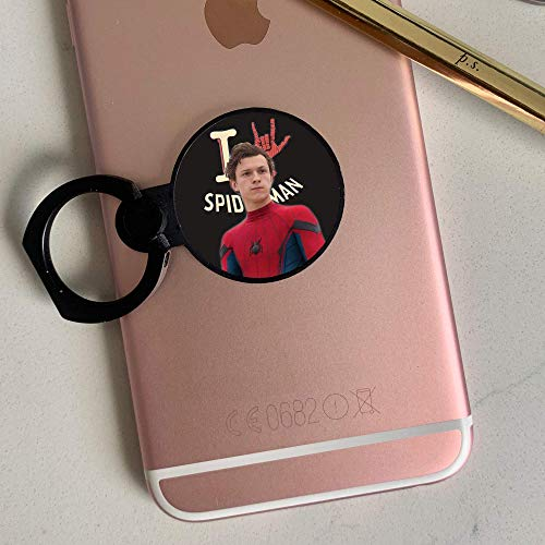 Tom Holland Spiderman – Pop Phone Holder Socket for Easy Grip