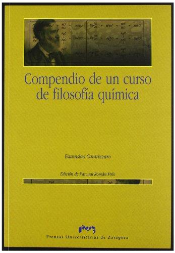 Descargar Libro Compendio De Un Curso De Filosofia Quimica Estanislao Cannizzaro