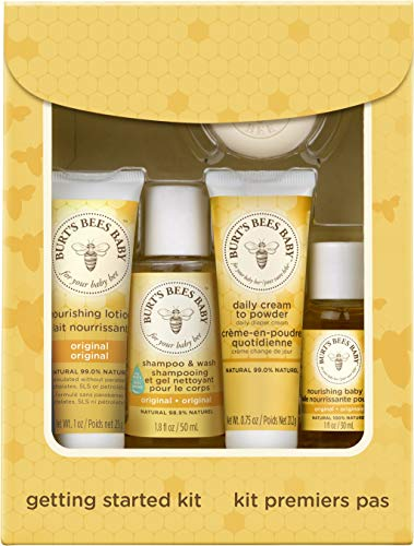Burt Bee's Skin Care Products