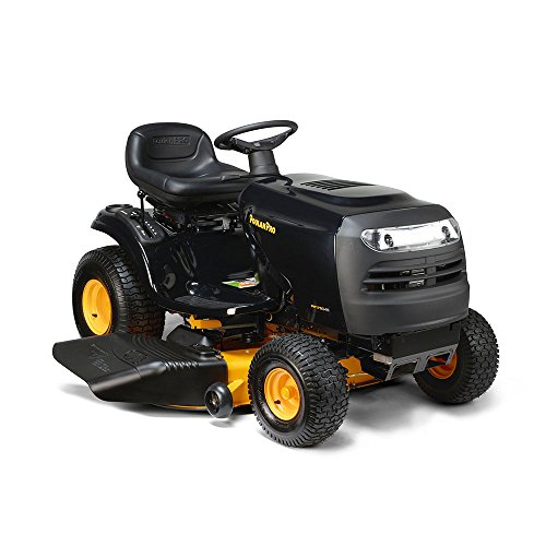 Poulan Pro 960420195 46'' 17.5HP Briggs and Stratton Automatic Gas Front-Engine Riding Mower by Poulan Pro