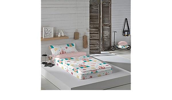 Iceberg Royal Girl - Saco nórdico para cama de 90 cm (sin relleno): Amazon.es: Juguetes y juegos