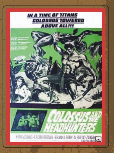 Colossus and the Headhunters (Colossus And The Amazon Queen compare prices)