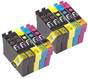 10 x 16 x l impresora cartuchos de tinta reemplazar Epson Pen ...