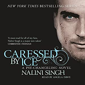 Caressed by Ice Audiobook