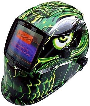 Adjustable welding welder mask headband solar auto dark helmet accessories S*