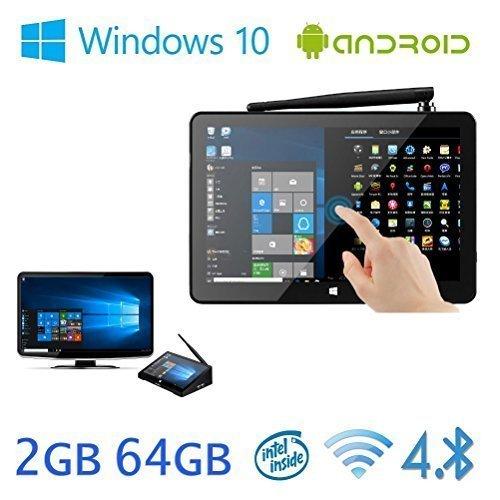 PIPO X9 Tablet Smart Mini PC TV Box, Dual Windows & Android System, 2G/64G, Intel Atom Quad Core Z3736F, 8.9 Inch Multi Touch PLS Screen, WIFI & Bluetooth