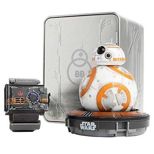 Sphero Star Wars Bb8 With Force Band And Special Edition Collector Tin Bundle  App Enabled Bb 8  Ios   Android Compatible  Bb 8 Is More Than A Toy   It S Your Companion