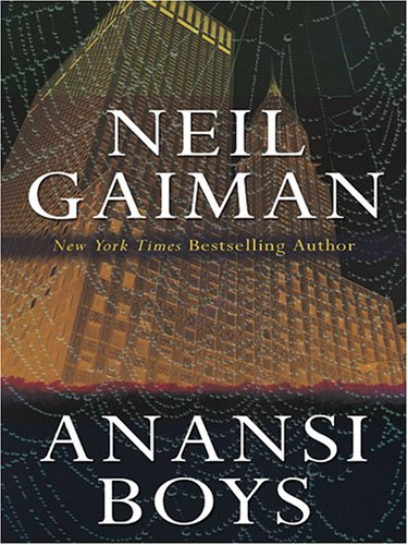 Read Online Anansi Boys pdf epub