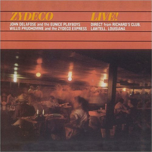 Zydeco Live! Volume 2 by Rounder Records (Image #1)