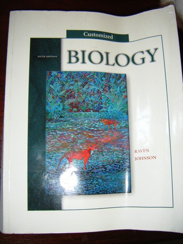 Read Online Biology 6th Edition (Sixth Edition) by Raven & Johnson PDF