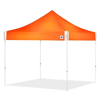 E-Z UP Hi-Viz Utility Shelter: Garden & Outdoor