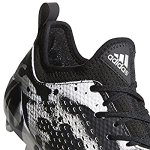adidas 5Star 7.0 Camo Cleat Men's Football 11 White-Silver Metallic-Core Black
