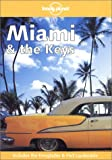Front cover for the book Lonely Planet Miami & the Keys by Kim Grant