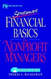 img - for Streetsmart Financial Basics for Nonprofit Managers (Wiley Nonprofit Law, Finance and Management Series) book / textbook / text book