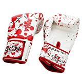 1 Pair of 22oz Training Sparring MMA Boxing Gloves Fight Martial Arts UFC L New