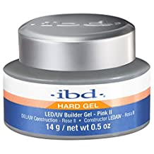 IBD LED/UV - Builder Gel - Pink II - 0.5oz / 14g (Cool Pink)