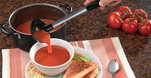 Rada Cutlery W983 Non-Scratch Soup Ladle