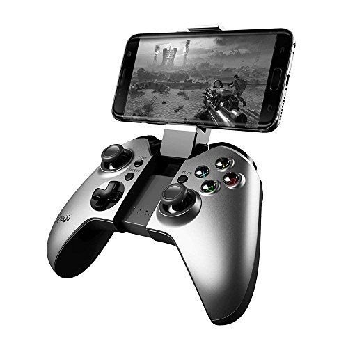IPEGA PG-9062S Dark Fighter Wireless Joystick Gamepad Controller for Android Tablet TV Box Android phnoe  Samsung  S8, S9 Note 8 HUAWEI P20 vivo x21 OPPO A3R 15