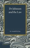 Dr Johnson and the Law, McNair, Arnold, 1107631343