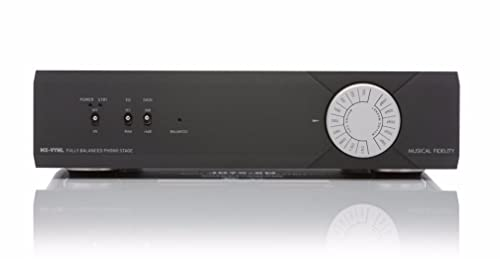 MUSICAL FIDELITY MX-VYNL BALANCED MM/MC PHONO PREAMPLIFIER