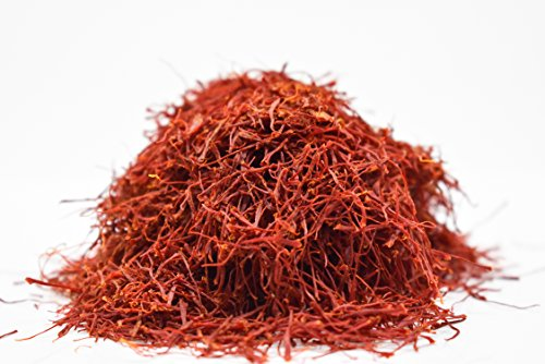 Persian Saffron Threads by Slofoodgroup Premium Quality Saffron Threads, All Red Saffron Filaments (various sizes) Grade I Saffron (1 Gram Saffron) by Slofoodgroup (Image #3)