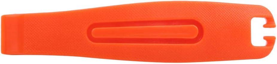 Ellepigy 3pcs Plastic Tyre Lever Nylon Tire Pry Stick Crowbar Tyre Remover Repair Tool Universal Repairing Accessory