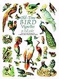 Old-Time Bird Vignettes in Full Color, , 0486402673