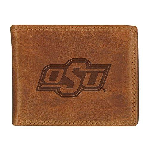 Oklahoma State University Westbridge Leather Wallet (Bifold)