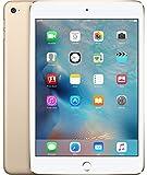 """Apple MK782CL/A iPad Mini 4 7.9"""", Wi-Fi, 128 GB, Gold"""