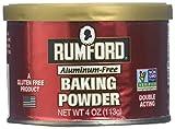 Clabber Girl Rumford Baking Powder, 4 oz
