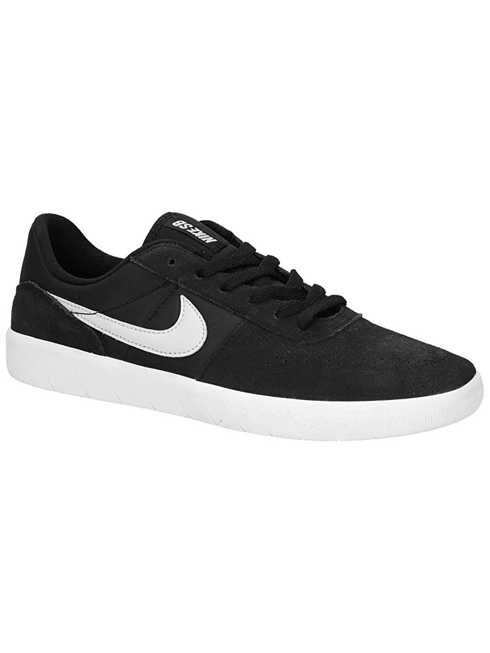 Nike SB Team Classic, Zapatillas para Hombre Multicolor (Black/Light Bone/White 001)