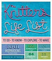 Image of the product The Knitters Life List To that is listed on the catalogue brand of .