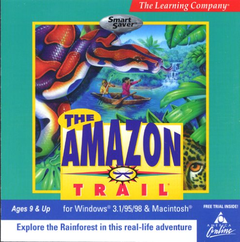 Amazon Trail (Jewel Case) ()