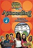 Standard Deviants School - Accounting, Program 4 - Income Statements (Classroom Edition)