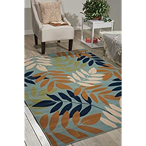 51FKSXv55jL._SS300_ Best Tropical Area Rugs