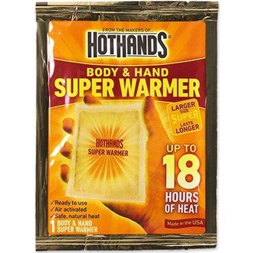 Hot Hands Super Fußwärmer for Body Gold Hand–