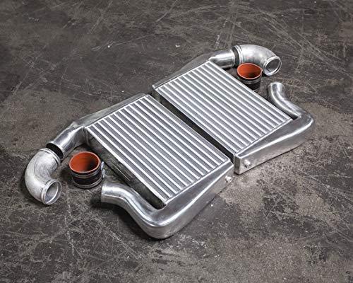 Agency Power AP-GTR-107 Intercooler Kit (Upgraded Nissan GT-R R35 09-17 - Stock Intercooler Piping), 1 ()