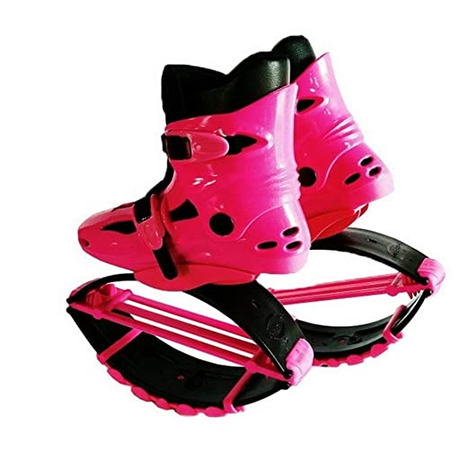 Mryhpe Unisex Fitness Jump Shoes Botas de Gravedad Rebote Peso ...