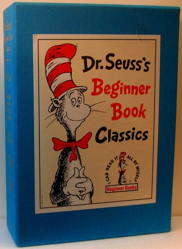 Dr. Seuss's Beginner Book Classics (I Can Read It All By Myself)