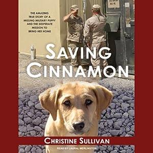 Saving Cinnamon Audiobook