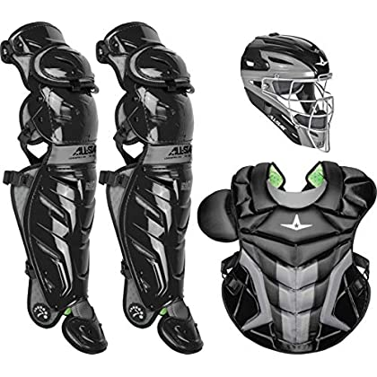 Image of All-Star Adult System7 Axis Pro Catcher's Set Sport