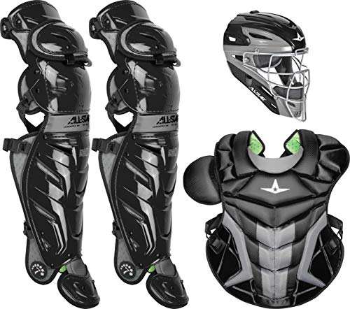(All-Star Adult System7 Axis Pro Catcher's Set)