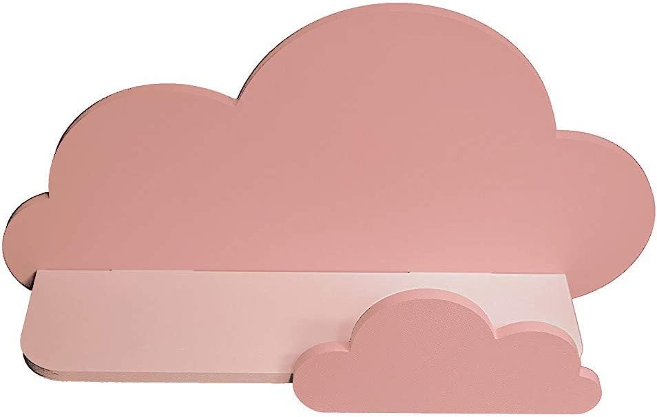 Baby Blue BugyBagy Trend Lab Cloud Wall Shelf