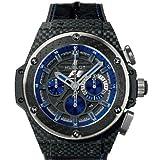 Hublot King Power Interlagos Matte Black Dial Chronograph Mens Watch 703.QM.1129.HR.FIL11