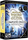 Star Wars Galaxies: The Complete Online Adventures - PC