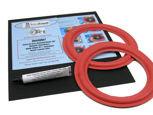 Cerwin Vega Speaker Foam Edge Repair Kit, 8