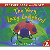 The Very Lazy Ladybird (Picture Book & CD Set)